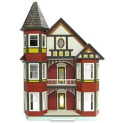 Painted Lady Dollhouse Kit