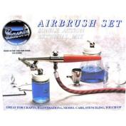 H Airbrush Set