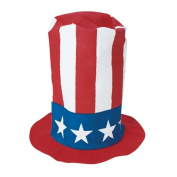 US TOY H161 Patriotic Stove Pipe Hat