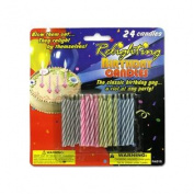 Wholesale Relighting Birthday Candles Set of 96