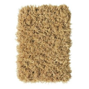 Ultimate Shag Camel 0.6m x 1.5m Accent Rug