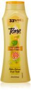 Tone Body Wash Bonus Pack, Fruit Peel, 710ml