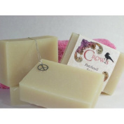 Crows 150ml Patchouli Soap Bar Handcrafted and Essential Oils Used in Each Giving Unique Characteristics and Properties Enhancing the Soaps with the Benefits of Aromatherapy.