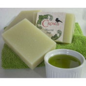 Crows 150ml Olive Oil Soap Bar Handcrafted and Essential Oils Used in Each Giving Unique Characteristics and Properties Enhancing the Soaps with the Benefits of Aromatherapy.