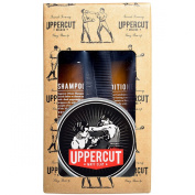 Uppercut Deluxe Men's Essential Kit With Matt Clay Pomade