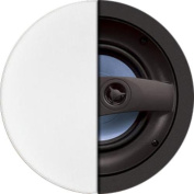 Emphasys Em0012601 Dc6.0 17cm Dual-Channel In-Ceiling Speaker 26cm . X 26cm . X 15cm .