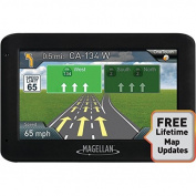 Magellan Rm2525sgluc Roadmate(R) 2525-Lm 11cm Gps Device With Free Lifetime Maps 7.6cm . X 15cm . X 13cm .
