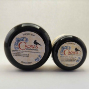 Crows Unscented Solid Lotion Bar Handcrafted with Beeswax, Olive Oil, Coconut Oil, and Vitamin E 60ml