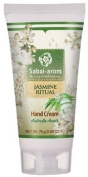 Sabai-arom Jasmine Ritual Hand Cream 75g. Instantly Absorbed and Smell Terrific
