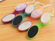 Double Sided Foot Washing Brush Grinding Rubbing Foot Brushes Foot Care