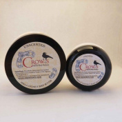 Crows 180ml Unscented Body Butter Handcrafted Shea and Coconut Body Butter Will Melt Into Your Skin and Smooth Away Dryness!