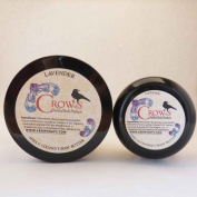 Crows 180ml Lavender Body Butter Handcrafted Shea and Coconut Body Butter Will Melt Into Your Skin and Smooth Away Dryness!