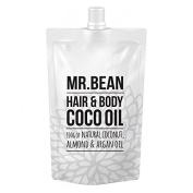 MR BEAN HAIR & BODY COCO OIL 100 G OF NATURAL COCONUT ALMOND & ARGAN OIL