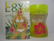 COFINLUXE LOVE LOVE SUN & LOVE Eau De Toilette Spray FOR WOMEN 3.4 Oz / 100 ml BRAND NEW ITEM IN BOX SEALED