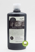 MYTH BAMBOO CHARCOAL DETOXIFYING HAIR CONDITIONER no silicones / glycols no petro-chemical / mineral oil - 94% Natural Origin