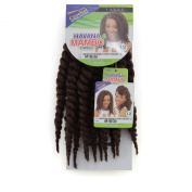 Janet Collection Havana Medium MAMBO TWIST Braid 30cm