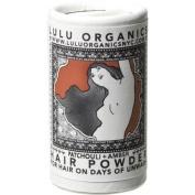 Patchouli & Amber Travel Hair Powder 30ml by Lulu Organics