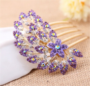 Meritina new shining Rhinestone Decorative Hairpin hair clip