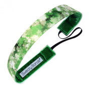 Sweaty Bands Fitness Headband - 2.5cm Wide You ShamROCK
