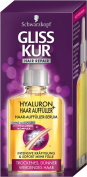 Schwarzkopf Gliss Kur Hyaluron Hair Filler Serum dry fragile and thin hair 60 ml