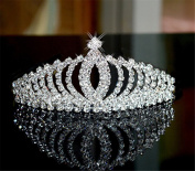 Meritina Ultra Shining Crystal Rhinestone Bridal Wedding Hair Pin Hair Clip