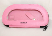 Dreamcut Zippered Kit Pouch/Case---Pink
