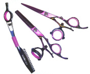 Kamisori Lefty Double Swivel Hair Scissor Set