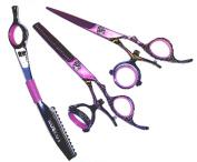 Kamisori Lefty Double Swivel Hair Scissor Set