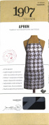 Fromm Apron Trendy Houndstooth Pattern