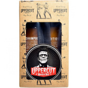 Uppercut Deluxe Men's Essential Kit With Monster Hold Pomade