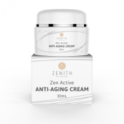 ZEN ACTIVE Anti Ageing Cream best anti ageing cream, best treatment for fine lines and wrinkles best face cream containing vitamin c and hyaluronic acid-clinically proven results