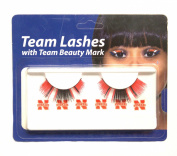NCAA Licenced Team Lashes Eyelash extensions
