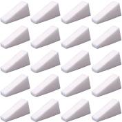 Polytree 32pcs Gradient Nails Soft Sponges for Colour Fade Manicure Nail Art Accessories
