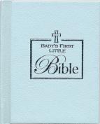 Brownlow Kitchen Baby Boy First Bible, Blue