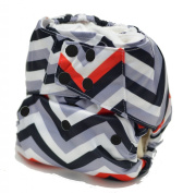 Sweet Pea Bamboo AIO One Size Nappy