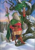 (Price/pack)Gathering Mistletoe Card