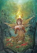 (Price/pack)The Cobweb Fairy Card