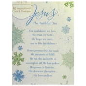 Dayspring Jesus The Faithful One Christian Christmas Cards