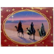 Trimmerry 3 Wisemen Star of Heaven Christian Christmas Cards