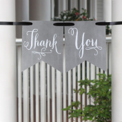 Hortense B. Hewitt 34813 Charming Vintage Signs Thank You