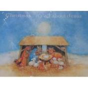 Dayspring Manger Scene Christian Christmas Cards