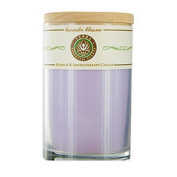 Massage & Aromatherapy Soy Candle 350ml Tumbler A Calming & Balancing Blend With Amethyst Gemstone Burns Approximately 30+ Hours