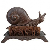 Esschert Design Boot Brush Snail