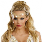 Dreamgirl 219689 Glittering Rhinestone Headpiece