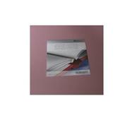 Creative Memories 12 x 12 Flex Hinge Album 2006 Mauve / Pink