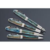 Visconti Van Gogh Impressionist Collection Eco-Roller Pen Portrait Blue