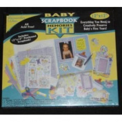 Baby Scrapbook Memories Kit