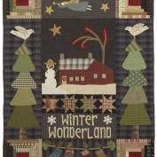 Winter Wonderland Quilt Kit