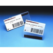 (Price/box)SuperScan APX57M Label Holders, 13cm x 18cm , Clear, magnetic