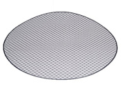 Neatnik Spot Splat Mat, Silver Grey/White